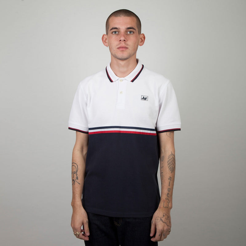 Cameron Polo White - Peaceful Hooligan