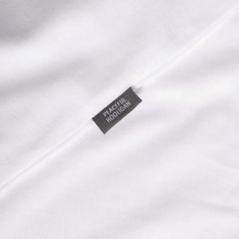 Council T-Shirt White - Peaceful Hooligan