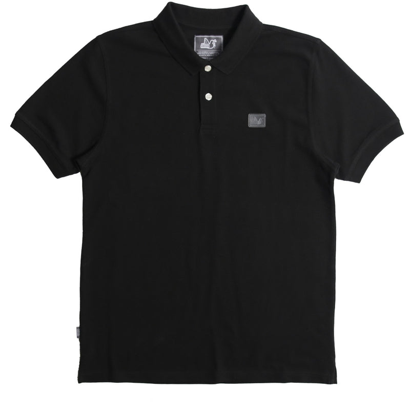 Quinn Polo Black - Peaceful Hooligan