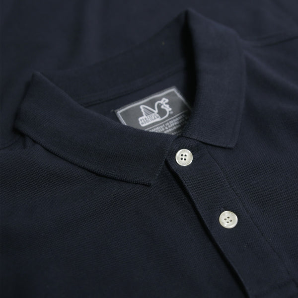 Quinn Polo Navy - Peaceful Hooligan