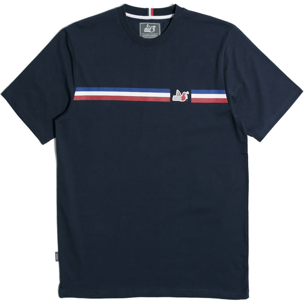 Maddison T-Shirt Navy - Peaceful Hooligan