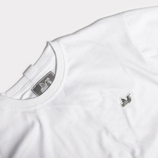 Sterling T-Shirt White - Peaceful Hooligan