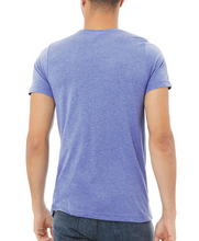 Load image into Gallery viewer, Distressed Heather Triblend Tee