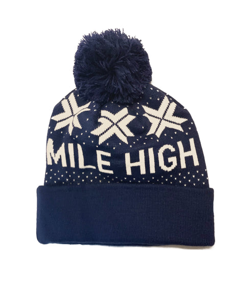 Mile High Pom Hat