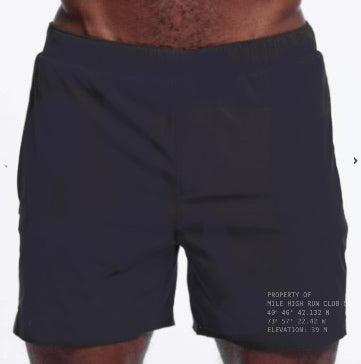 "Rhone ""Home Base"" 5"" Shorts"