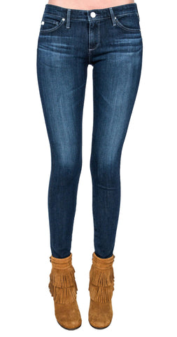 AG Legging Ankle Contour 360 Jeans in Crater