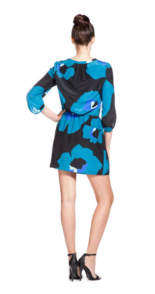 Annie Griffin Collection Liz Dress Pansy