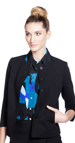 Annie Griffin Collection Joan Crop Jacket