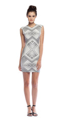 Torn by Ronny Kobo Morgan Dress Front