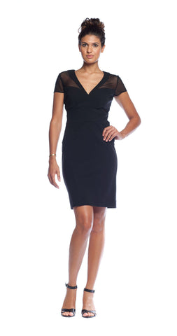 Nicole Miller Jada Dress in Black