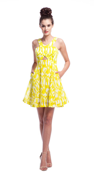 Trina Turk Bellicity Dress in Margarita
