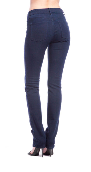 DL1961 Coco Curvy Straight Jean in Flatiron