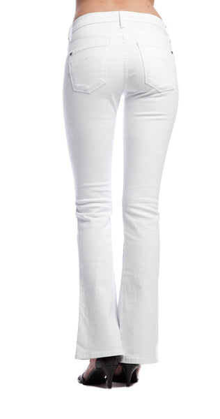 James Jeans Nuboot in Frost White