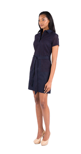 Shoshanna Holly Polo Dress