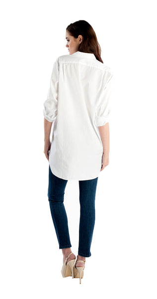 MiH The Oversize Shirt in White