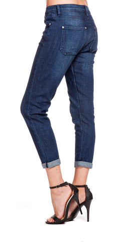 MiH The Tomboy Jeans in Dry Wash