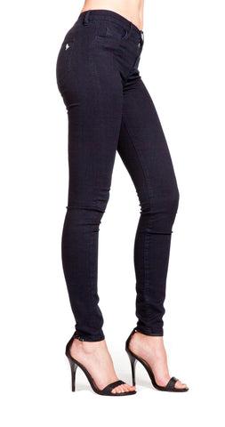 MiH The Bodycon 5 Pocket Jeans in Power Navy