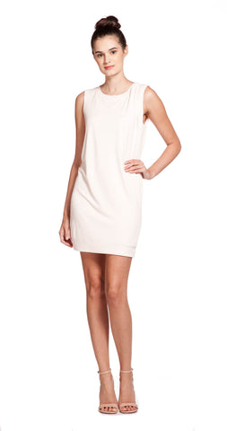 Splendid Pleat Tank Dress in Petal