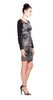 Tracy Reese Contrast Shift Dress
