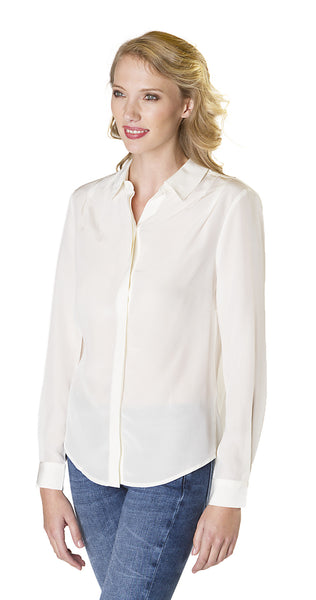Trina Turk Crystal 2 Top in Ivory