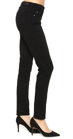 AG Adriano Goldschmied Prima Jeans in Super Black