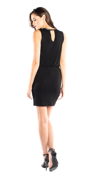 Ella Moss Icon Fitted Dress