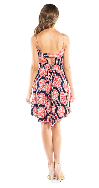 Tbags Los Angeles Uneven Hem Cami Dress