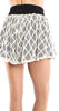 Tbags Los Angeles Crochet Skort