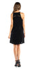 Trina Turk Morena Dress in Black