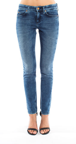 MiH The Breathless Jeans in Cosy Faded Wash