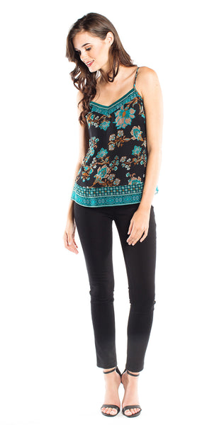 Ella Moss Monarch Silk Camisole