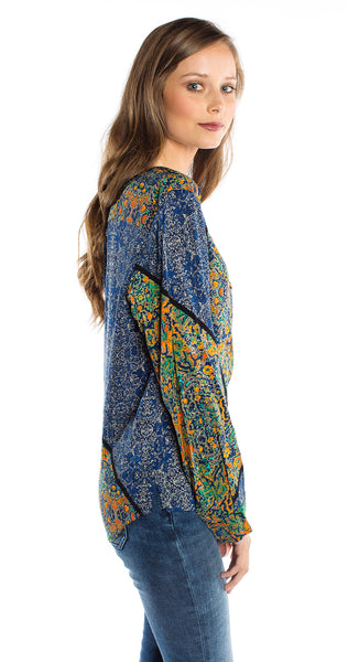 Plenty by Tracy Reese Henley Tunic
