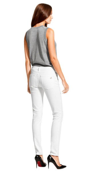 DL1961 Florence Insta Sculpt Jeans in Milk