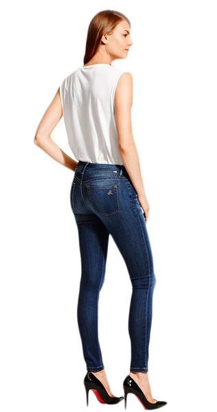 DL1961 Florence Insta Sculpt Jeans in Prinia