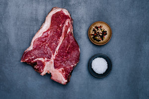 Porterhouse Steak (T-Bone)