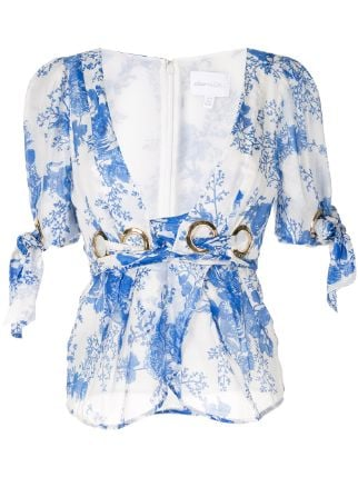 ALICE MCCALL Everything Blouse