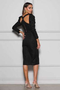 ELLE ZEITOUNE Sant' Antonio Oliver Dress