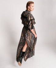 Load image into Gallery viewer, ONE TEASPOON Python Metal Adventure Dress