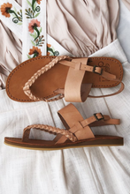 Load image into Gallery viewer, GAIA SOUL Tarifa Sandals