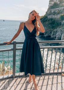 ELLE ZEITOUNE Lila Dress