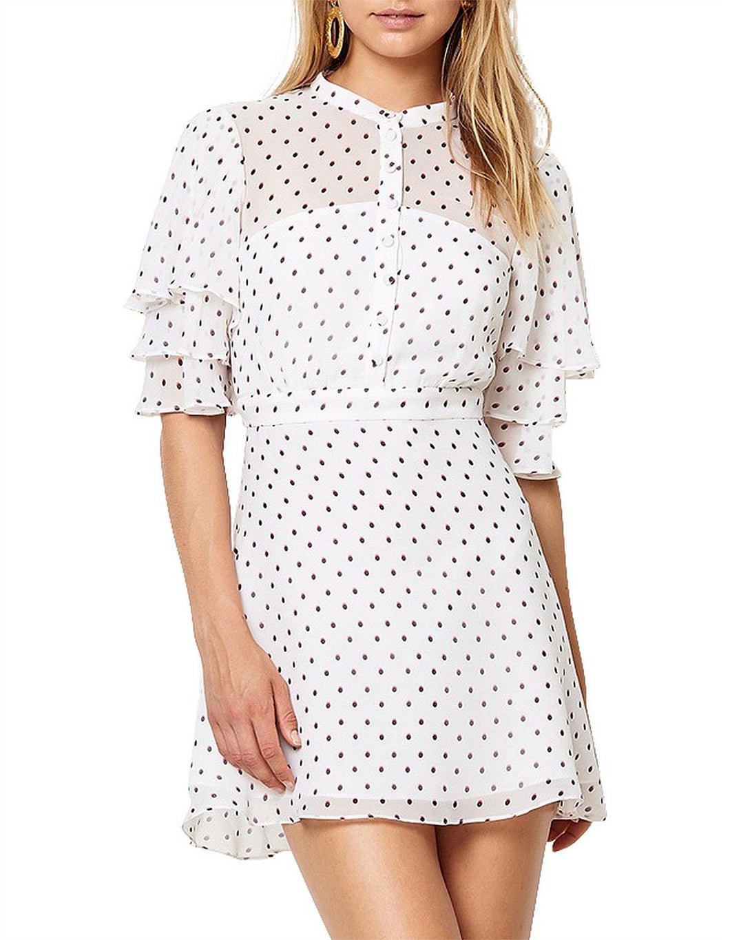 BEC + BRIDGE Little Cuba Mini Dress