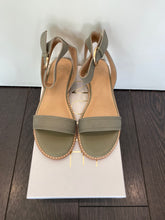 Load image into Gallery viewer, NUDE FOOTWEAR Athena Sandal Sage Nubuck