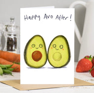 Happy Avo After!