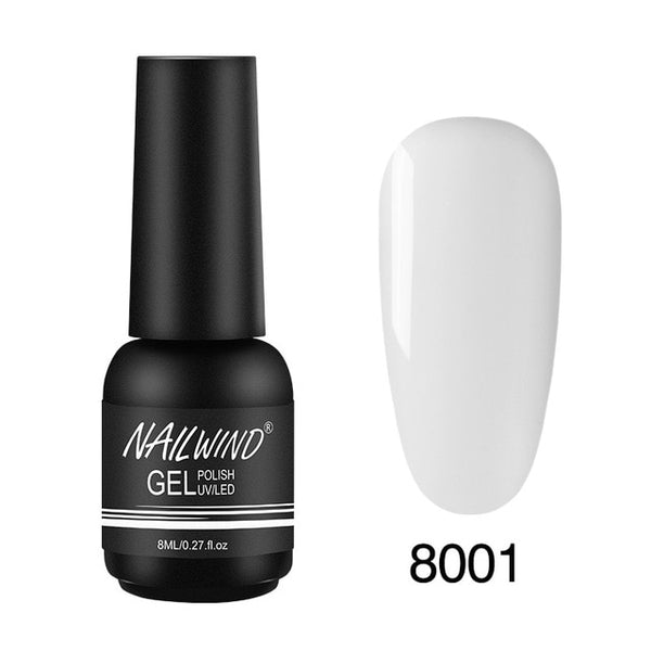 Shop2Go Pure Color Semi Permanent Gel Nail Polish