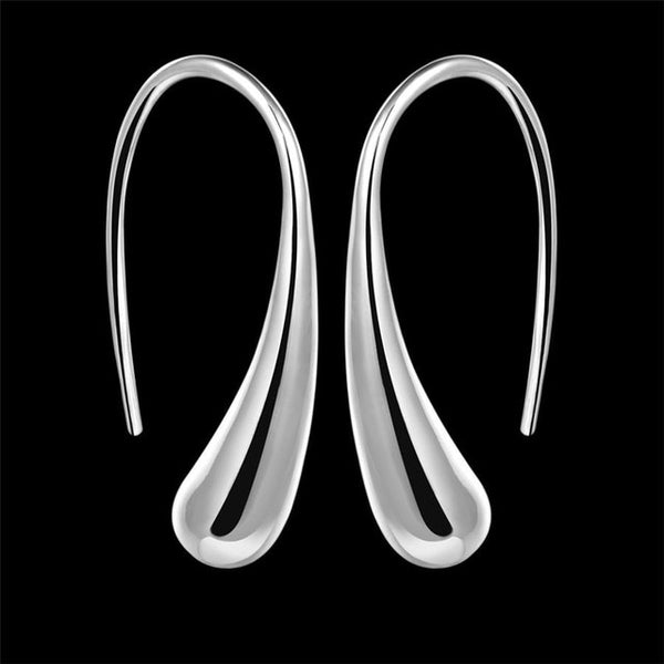 Shop2Go Beautiful Trendy Droplet Earrings