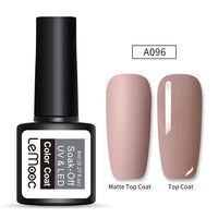 Shop2Go Matte & Glossy UV Gel Nail Polish Gray Series