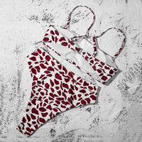 Shop2Go Solid Designer Sexy Push up Bikini Set
