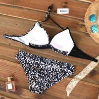 Shop2Go Women Sexy Push Up Bikini Set Swimwear 2020