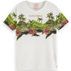 Scenery Print Artwork T-Shirt