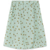 Wrap Midi Skirt - All Over Daisy
